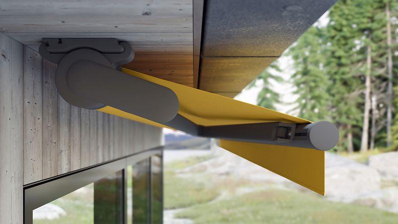 Kassettenmarkise markilux 930 Kassette halboffen 202103.jpg