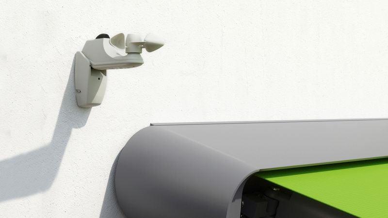 Ausstattung Bedienung Sonnen-Windsensor MX-1 compact-202104