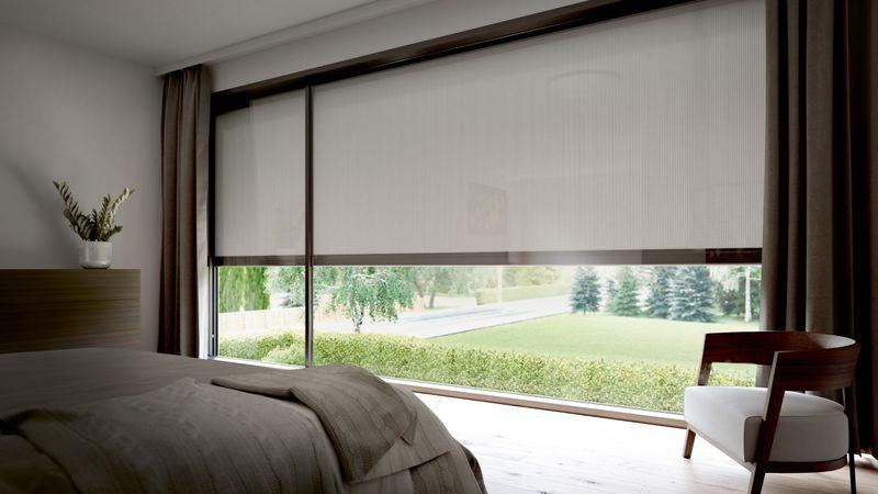 Fenstermarkise 876-Imagebild Haus B cam12 von innen Tuch grau-201810