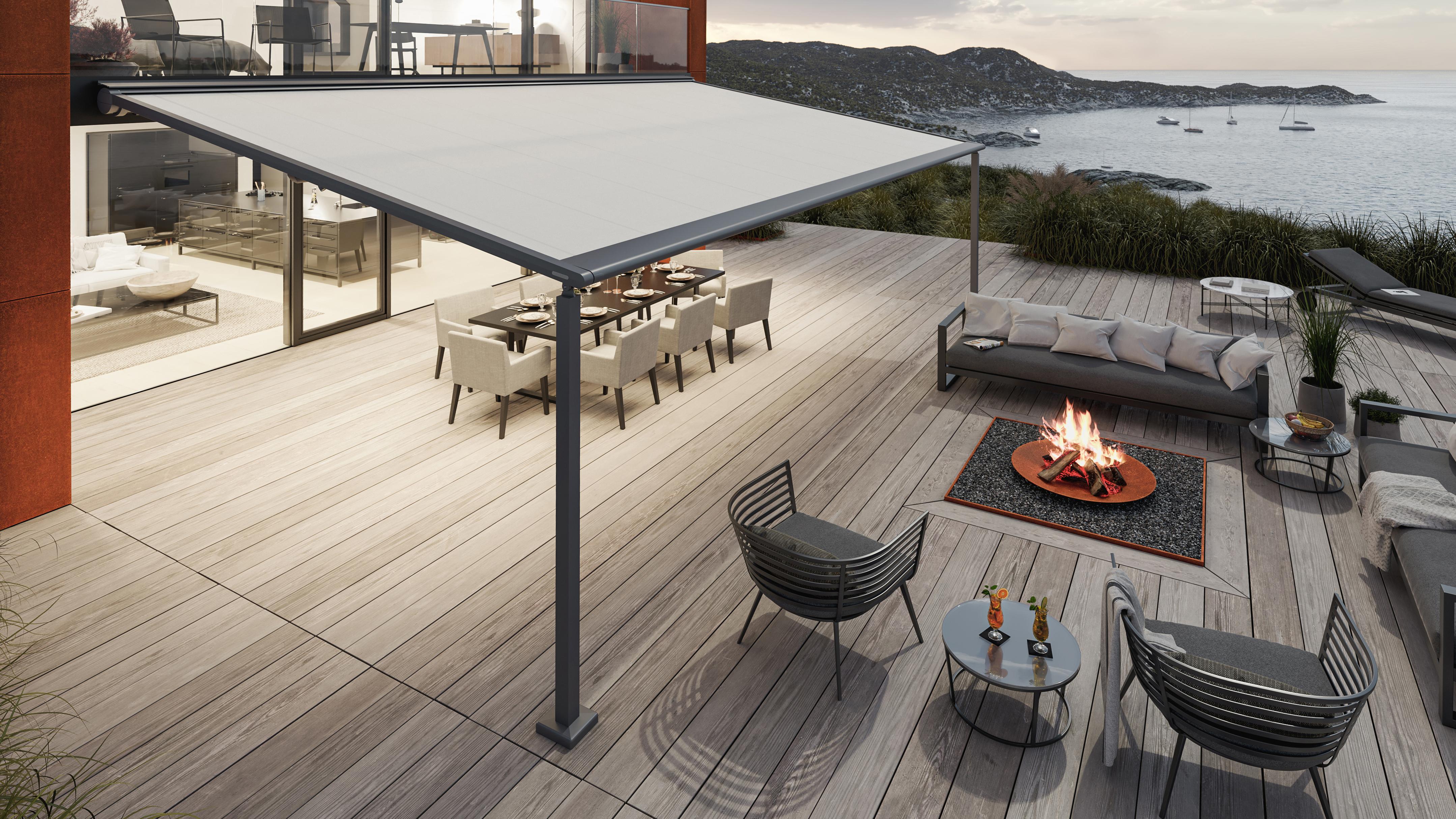 Terrassen  & Balkonmarkisen 20 aus Deutschland   markilux